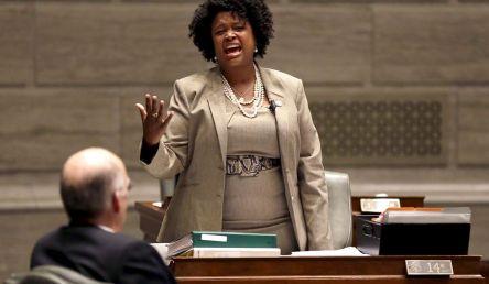 State Sen. Maria Chappelle-Nadal-Crimeshop