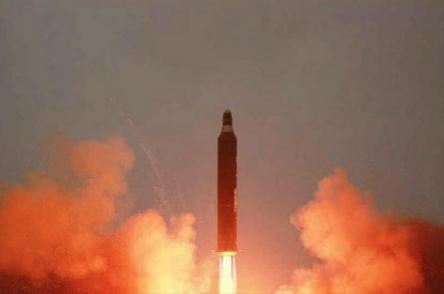 Seoul-North-Korea-fires-missile-from-Pyongyang-CrimeShop