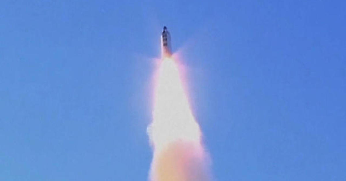 North-Korea-Ballistic-Missile Launch-CrimeShop