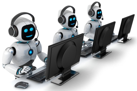 AI support centre
