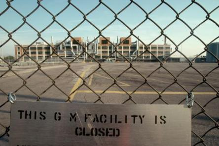 Closed General Motors Plant