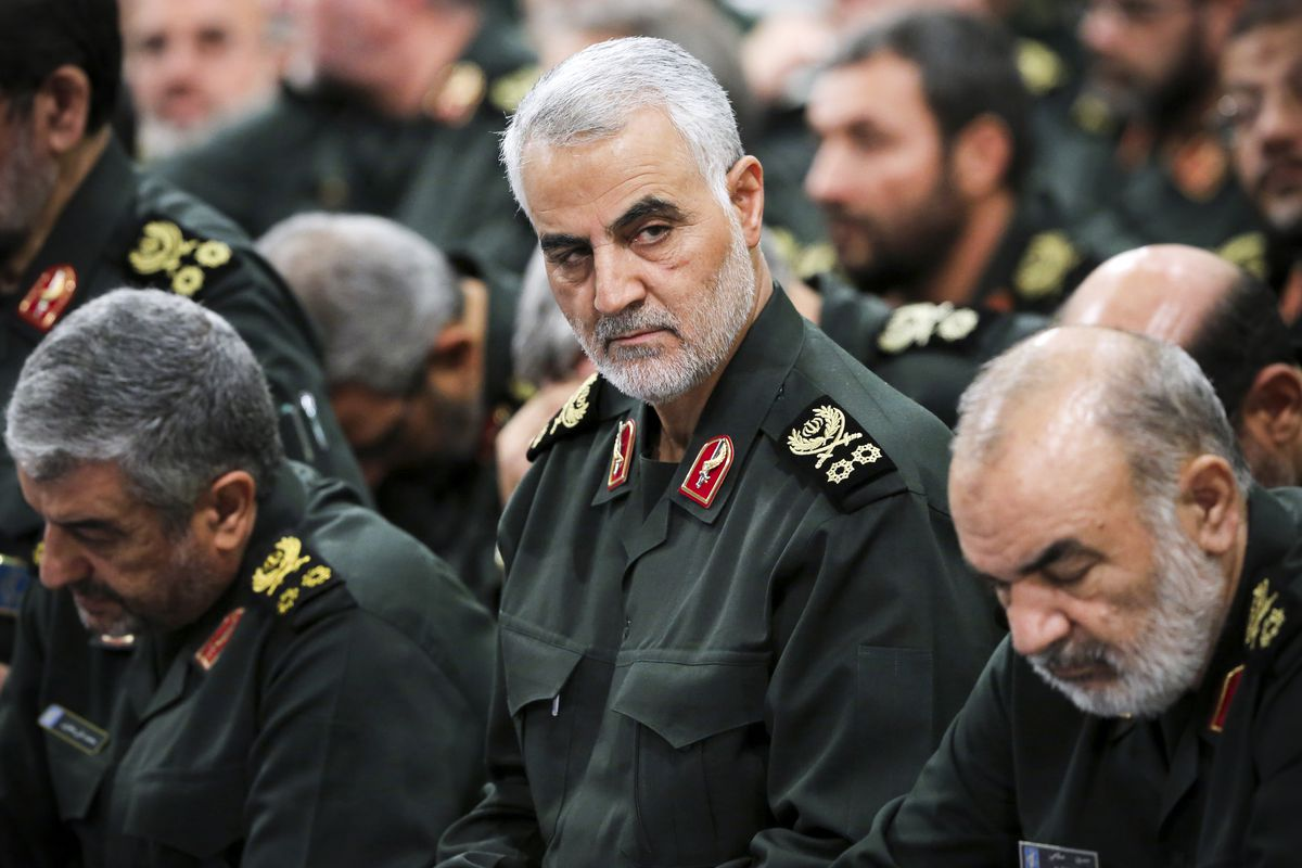 US -airstrike-kills- Maj. Gen. Qassem Soleimani-crimeshop